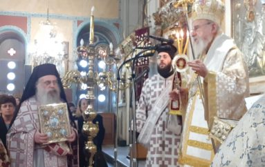 Κυριακή της Ορθοδοξίας στην Ιερά Πόλη του Μεσολογγίου
