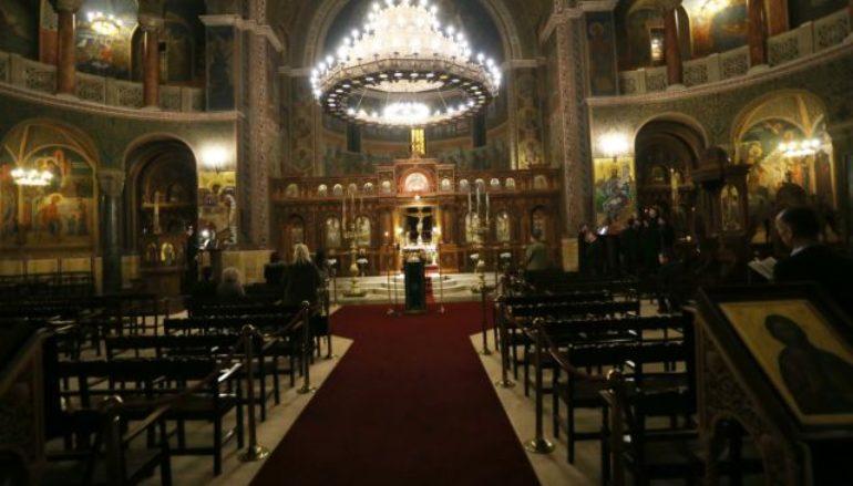 Κορονοϊός: Να λειτουργούν οι εκκλησίες ζητάνε τα χριστιανικά σωματεία