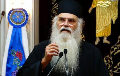 """Μεσογαίας Νικόλαος: """"Η πίστη των ανθρώπων δεν ξεριζώνεται εύκολα"""""""