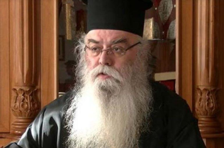 """Καστορίας Σεραφείμ: """"Κάποιους τους ενοχλεί η Εκκλησία και ο Χριστός"""""""