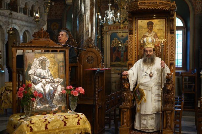 Το νησί της Χίου τίμησε τον Άγιο Μάρκο