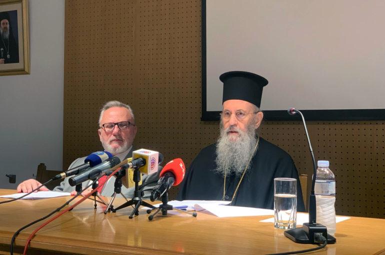 """Ναυπάκτου: """"Ανοικτές οι εκκλησίες μόνο για Ιερείς και αναγκαίο προσωπικό"""""""