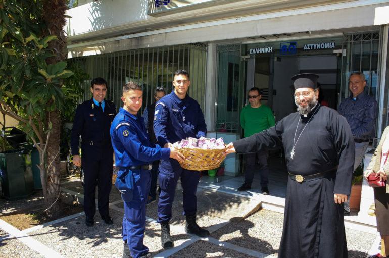 """""""Η αστυνομία στην Αγία Μαρίνα και η Αγία Μαρίνα στην αστυνομία"""""""