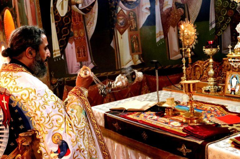 Η εορτή των Αγίων Ραφαήλ, Νικολάου και Ειρήνης στην Ι. Μ. Κιτίου