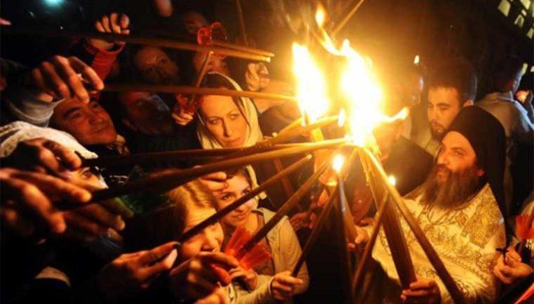 Ο Δήμος Ναυπλιέων θα μοιράσει το Άγιο Φως στους πιστούς