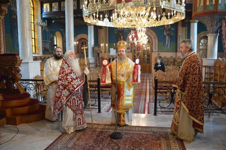 Η εορτή του Αγίου Γεωργίου στην Παλαιόχωρα Χαλκιδικής