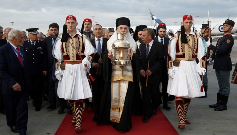 Πώς θα έρθει το Άγιο Φως στην Ελλάδα το Μ. Σάββατο