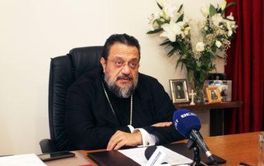 """Μεσσηνίας: """"Η Εκκλησία έδειξε εμπιστοσύνη και συνεργασία στην πολιτεία"""""""