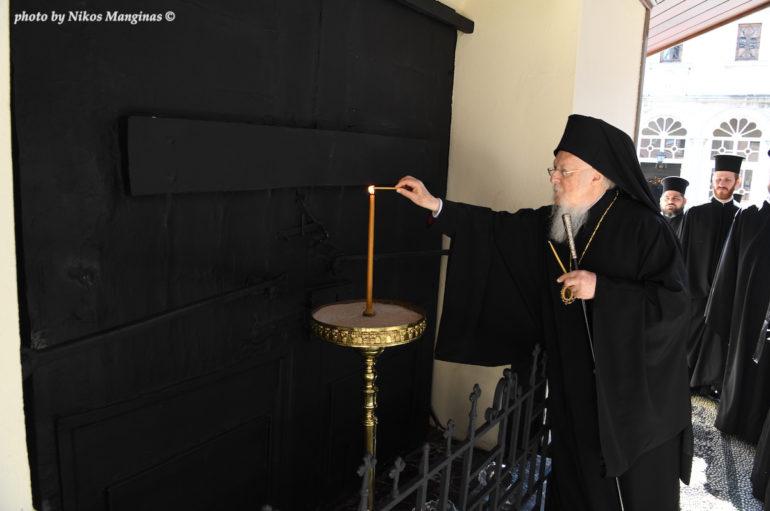 Δεν απαγχονίσθηκε μόνο ο Οικουμενικός Πατριάρχης Γρηγόριος Ε'