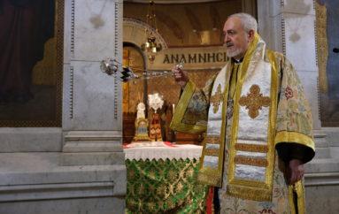 Η Κυριακή των Βαΐων και η Ακολουθία του Νυμφίου στο Παρίσι