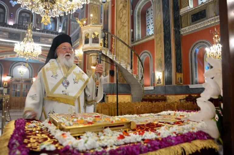 """Μαντινείας Αλέξανδρος: """"Ο Ορθόδοξος κόσμος κλαίει και θρηνεί"""""""