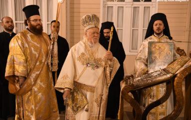 Η εορτή της Αναστάσεως στο Οικουμενικό Πατριαρχείο