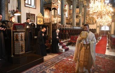 H Κυριακή του Θωμά στο Οικουμενικό Πατριαρχείο
