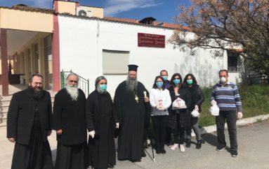 Συνεχίζονται τα Συσσίτια της Ι. Μ. Κίτρους σε συνεργασία με τον Δήμο Κατερίνης