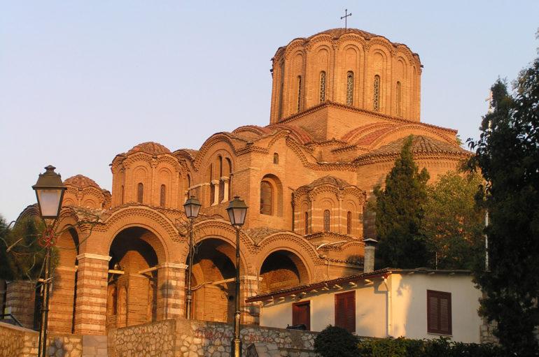 Θεσσαλονίκη: Άγνωστοι βανδάλισαν Βυζαντινή εκκλησία στην Άνω Πόλη
