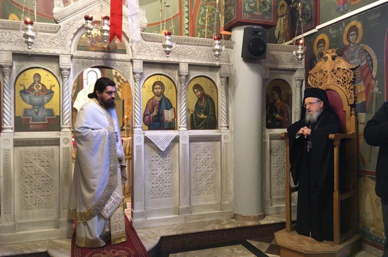 Tετραήμερος ο εορτασμός στην Ι. Μονή Παναγίας Ελεούσης Αιτωλίας