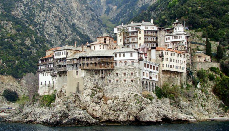 Παράταση αναστολής επισκέψεων στο Άγιον Όρος έως τις 30 Απριλίου