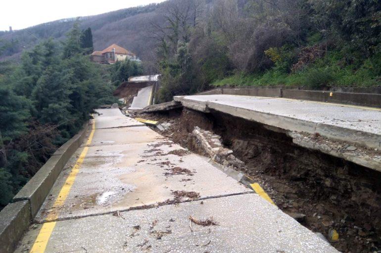 Κλιμάκιο της ΚΕΔΑΚ στο Άγιον Όρος για την αποκατάσταση ζημιών
