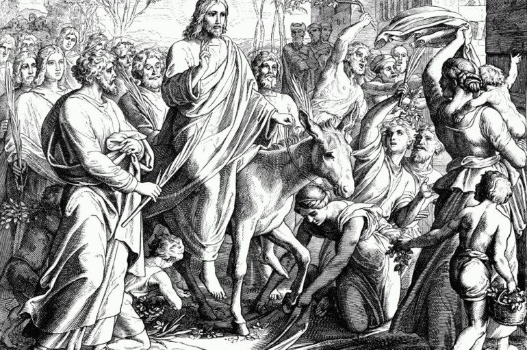 """""""Από το Ωσαννά… στο Σταυρωθήτω!!!"""""""