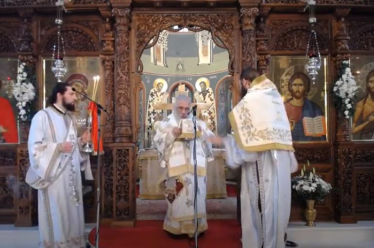 Ο εορτασμός του Αγίου Γεωργίου στην Ι. Μ. Εδέσσης