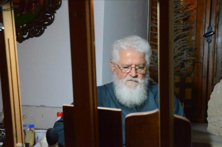 Εκοιμήθη ο Αρχιμ. Διονύσιος Προηγούμενος της Ι. Μονής Χρυσορροϊατίσσης