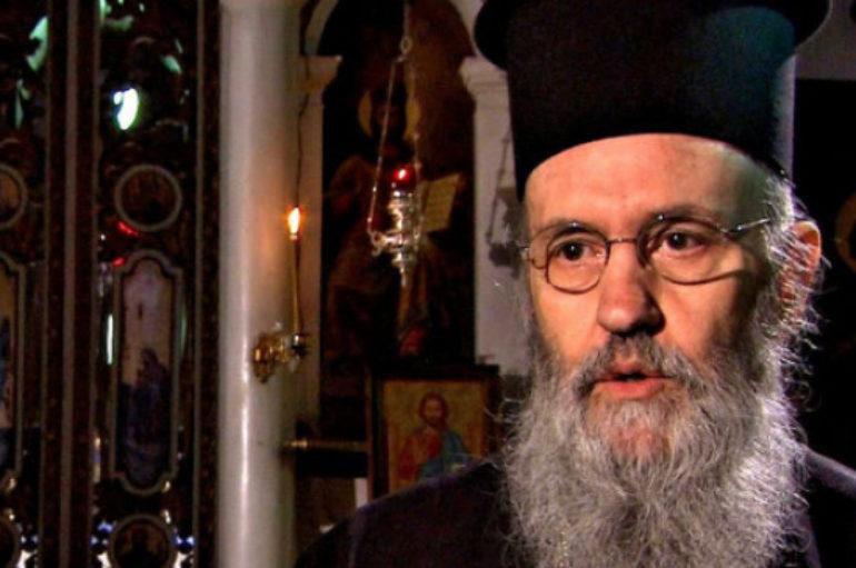 """Μητροπολίτης Ναυπάκτου: """"Έδειξαν σοβαρότητα και ψυχραιμία οι Χριστιανοί"""""""