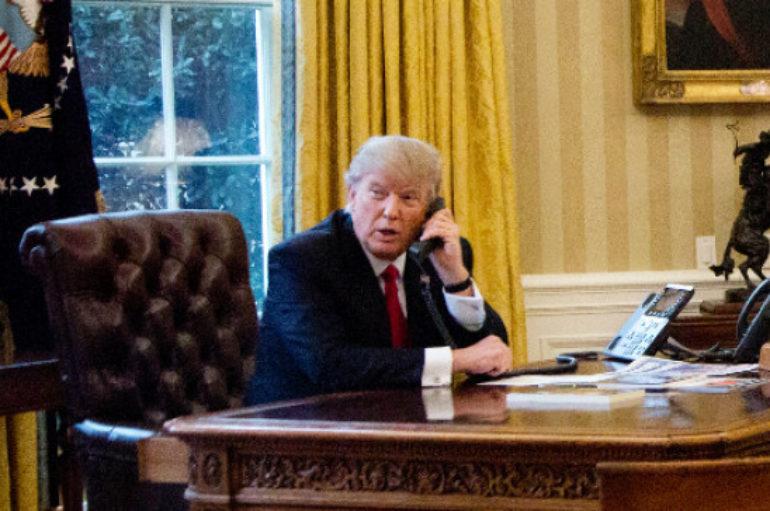 Τηλεφωνική επικοινωνία του Προέδρου των ΗΠΑ με τον Οικουμενικό Πατριάρχη