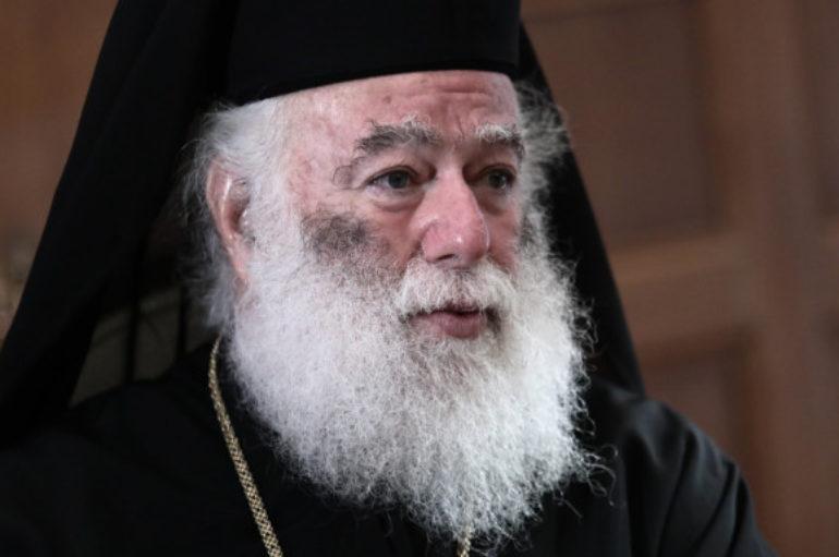 Δωρεά του Πατριαρχείου Αλεξανδρείας στην Αίγυπτο για την καταπολέμηση του ιού