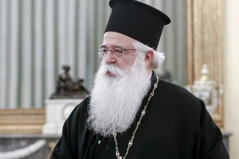 Δημητριάδος: «Το φετινό θα είναι ένα Σταυρικό Πάσχα»