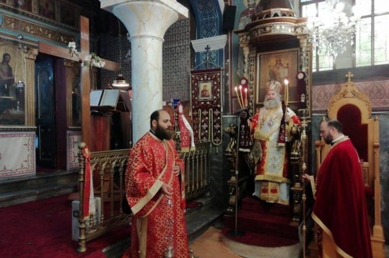 Η εορτή του Αγίου Γεωργίου στο Γύθειο