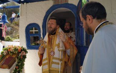 Η εορτή της Οσίας Ξενίας της Καλαματιανής στην Ι. Μ. Γλυφάδας