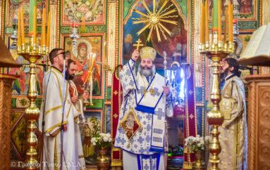 Εορτή Ανακομιδής Λειψάνων του Αγίου Νικολάου στην Ι. Μ. Λαγκαδά