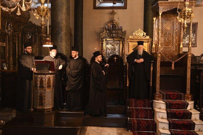 Η Απόδοση της εορτής του Πάσχα στο Οικουμενικό Πατριαρχείο