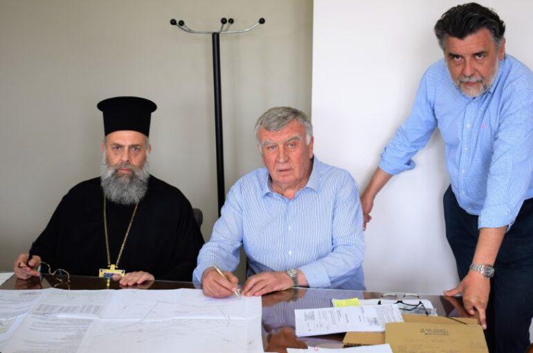 Επιλύθηκε ζήτημα κυριότητας του Προσκυνήματος Αγίου Νικολάου του εν Βουναίνη