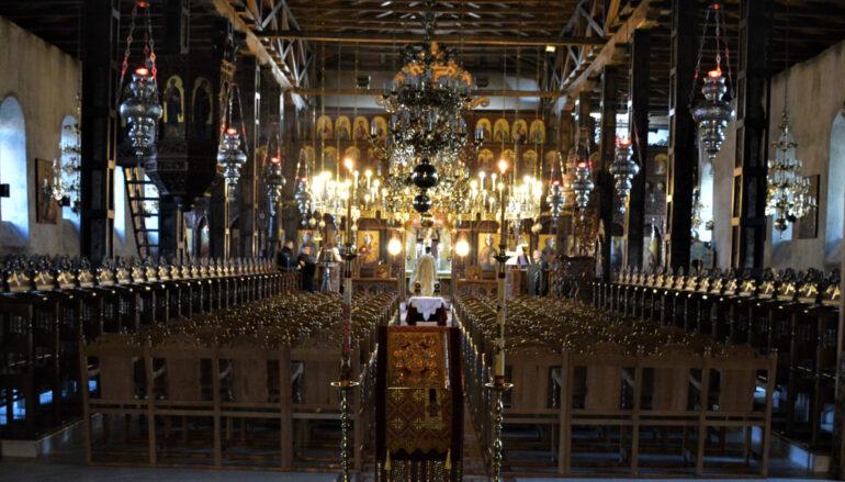 Τα μέτρα της Ιεράς Συνόδου για τη λειτουργία των Ι. Ναών