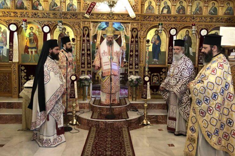 Ο εορτασμός του Αγίου Νικολάου του Αιμοβλύτη στα Βούναινα