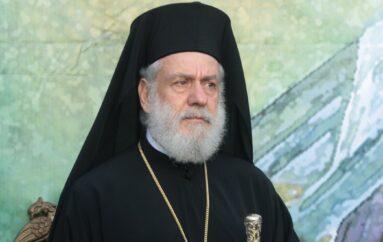 Μητροπολίτης Σύρου Δωρόθεος: «Τα πρωτοτόκια μας είναι αδιαπραγμάτευτα»
