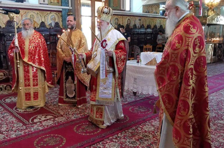 H εορτή των Αγίων Τιμοθέου και Μαύρας στην Ιερά Μητρόπολη Ηλείας