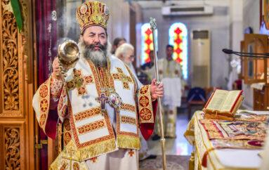 Εορτή των Αγίων Κωνσταντίνου και Ελένης στην Ι. Μ. Λαγκαδά