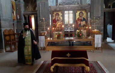 Εορτή Ανακομιδής Ι. Λειψάνων του Οσίου Λουκά στη Βοιωτία