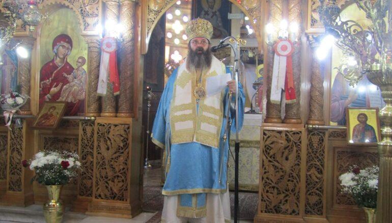 Εορτή των Αγίων Κωνσταντίνου και Ελένης στην Ι. Μ. Κορίνθου
