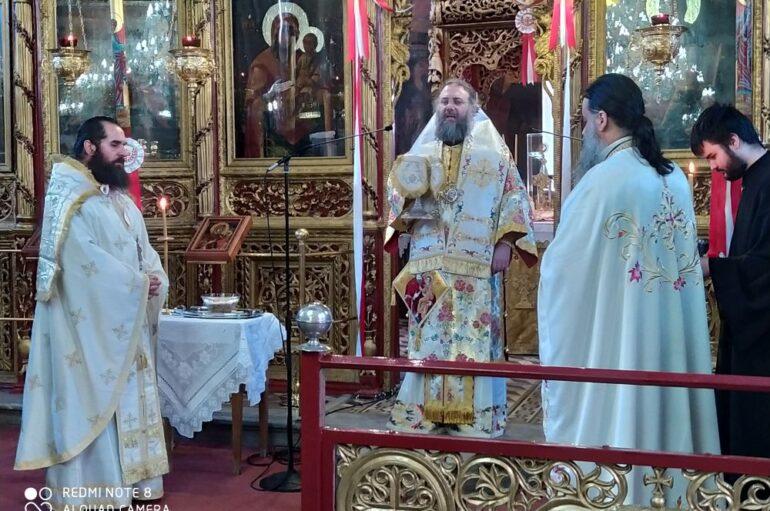 Κυριακή των Μυροφόρων στην Ιερά Μητρόπολη Τρίκκης