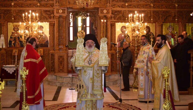 Ο εορτασμός της Αγίας Ειρήνης στην Ι. Μ. Διδυμοτείχου