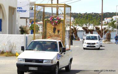 Μια διαφορετική λιτανεία της Παναγίας Μυρτιδιώτισσας στα Κύθηρα