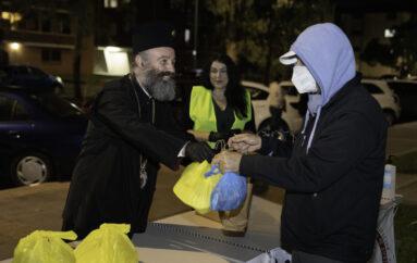 Στο πλευρό των αστέγων ο Αρχιεπίσκοπος Αυστραλίας