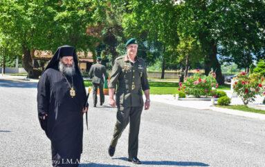Μνημόσυνο Πεσόντων Αγωνιστών της 1ης Ταξιαρχίας στη Ρεντίνα