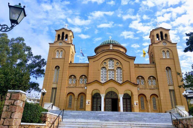 Η Μητρόπολη Ν. Σμύρνης για τον εορτασμό της Πολιούχου της Αγίας Φωτεινής