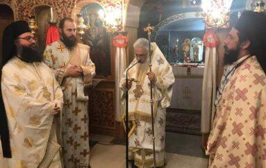 Αρχιερατική Θεία Λειτουργία στον Ι. Ναό Αγίας Φωτεινής Εδέσσης