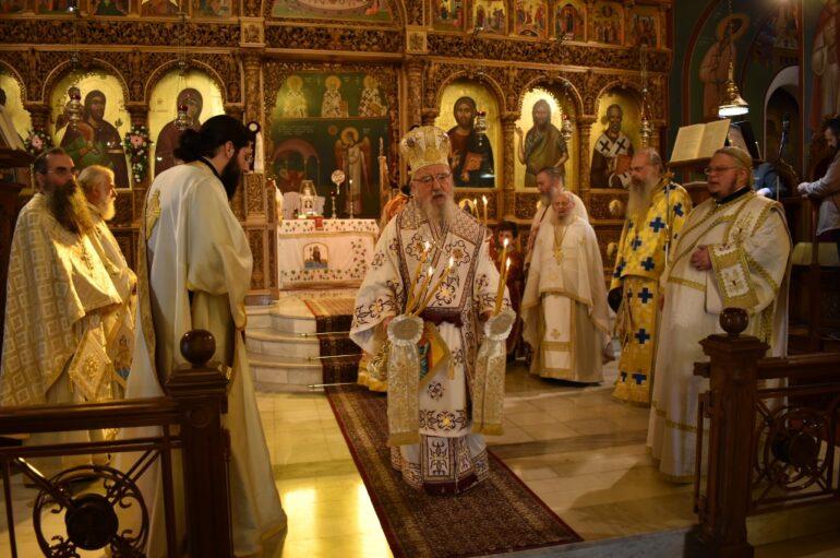 To Αγρίνιο εόρτασε τον Πολιούχο του Άγιο Χριστοφόρο
