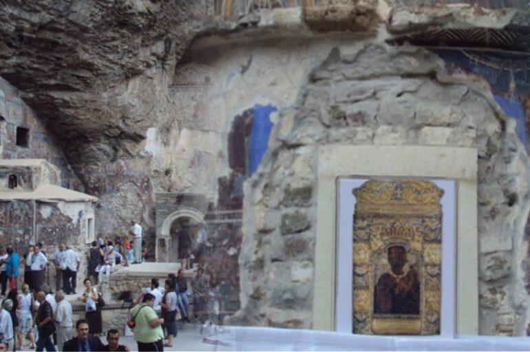 Μέχρι αρχές Ιουλίου το άνοιγμα της Παναγίας Σουμελά